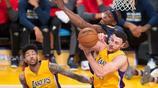 籃球——NBA常規賽:湖人勝鵜鶘