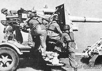 二戰時期抗戰重器搏福斯75毫米高射炮,上能打飛機下能打坦克