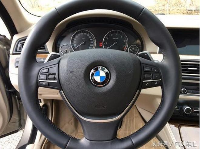 年輕人的寶駒,我的5系BMW