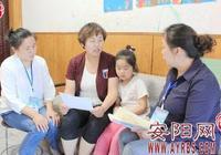 盤庚東社區開展適齡兒童入學走訪摸排工作