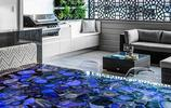 國外對天然水晶寶石都幹了些什麼?水晶能量在家居設計上的體現!