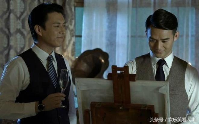 高顏值男男CP,胡歌霍建華,胡歌王凱,吳亦凡吳磊你更喜歡誰?