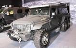 能碾壓悍馬的車,它算是其中一個,光是外觀就比悍馬霸氣!