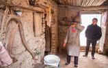 豫南一深度貧困村裡的百姓生活狀況,脫貧攻堅在進行,村貌悄然變