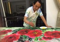 牡丹畫家-張志文