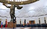 俄羅斯國防部軍事大學畢業典禮