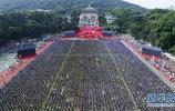 武漢大學舉行畢業典禮