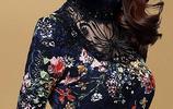 40歲以上女人,若不差錢的話,建議買件加絨小衫,保暖又時髦