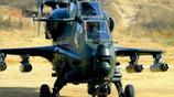 """解放軍裝備最好的新一代武裝直升機:代號""""霹靂火""""的武直-10"""