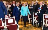 德國工業聯合會年會舉行 默克爾出席並發表演講