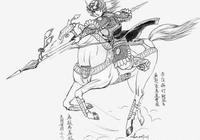 此人父親是五虎上將,母親被曹操屬下霸佔,自己被張魯斬殺