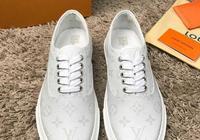 簡約而不簡單 路易威登休閒鞋