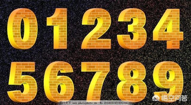 你喜歡的數字是什麼,有什麼寓意?